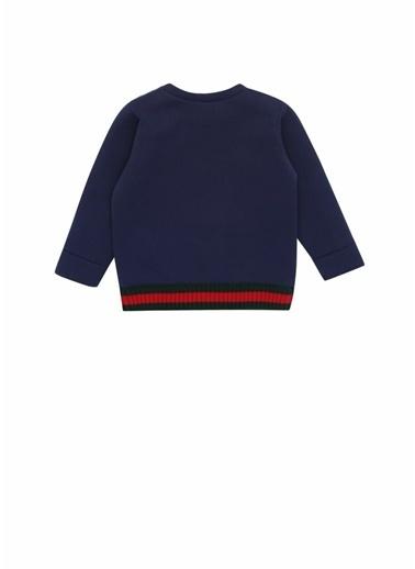 GUCCI Sweatshirt Lacivert